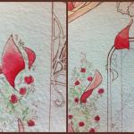 Le sfumature sui petali