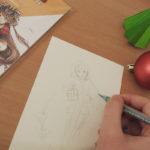 Schizzo a matita