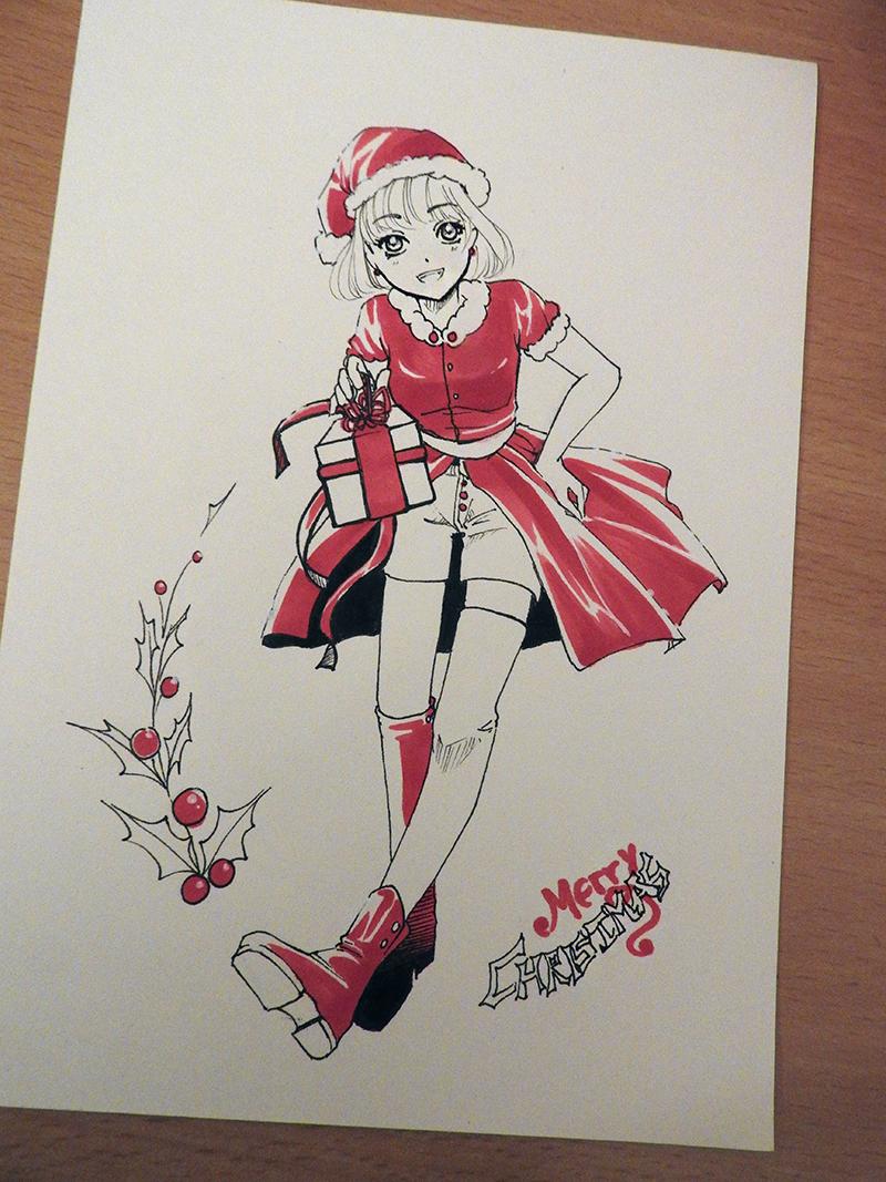 Tecnica manga blog dedicato alla tecnica manga - Image manga noel ...